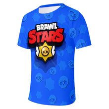 Load image into Gallery viewer, Game Brawl Stars 3D Printed T Shirts Spring Tops Summer Tees For Adults Kids
