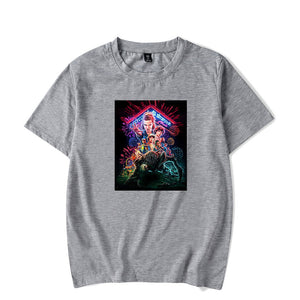 2019 Stranger Things 3 Shirt Classic Style Short Sleeve Tee Shirt