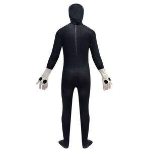 Bendy and the Ink Machine Cosplay Costume Halloween Zentai Jumpsuit For Kids