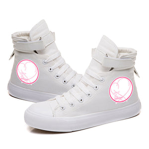 BTS Map of the soul 7 #3 High Tops Casual Canvas Shoes Unisex Sneakers