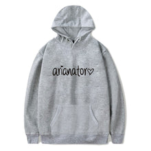 Load image into Gallery viewer, Ariana Grande #6 Hoodie Sweatshirt Pullover Hip Hop Top Sweater for Youth