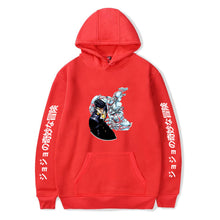 Load image into Gallery viewer, JoJo's Bizarre Adventure #4 Hoodie Sweatshirt Pullover Hip Hop Top Sweater for Youth