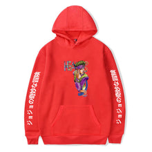 Load image into Gallery viewer, JoJo's Bizarre Adventure #6 Hoodie Sweatshirt Pullover Top Sweater for Youth