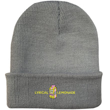 Load image into Gallery viewer, Lyrical Lemonade #3 Embroidered Woolen Hat Winter Knitted Hat Warm Hip-hop Cap