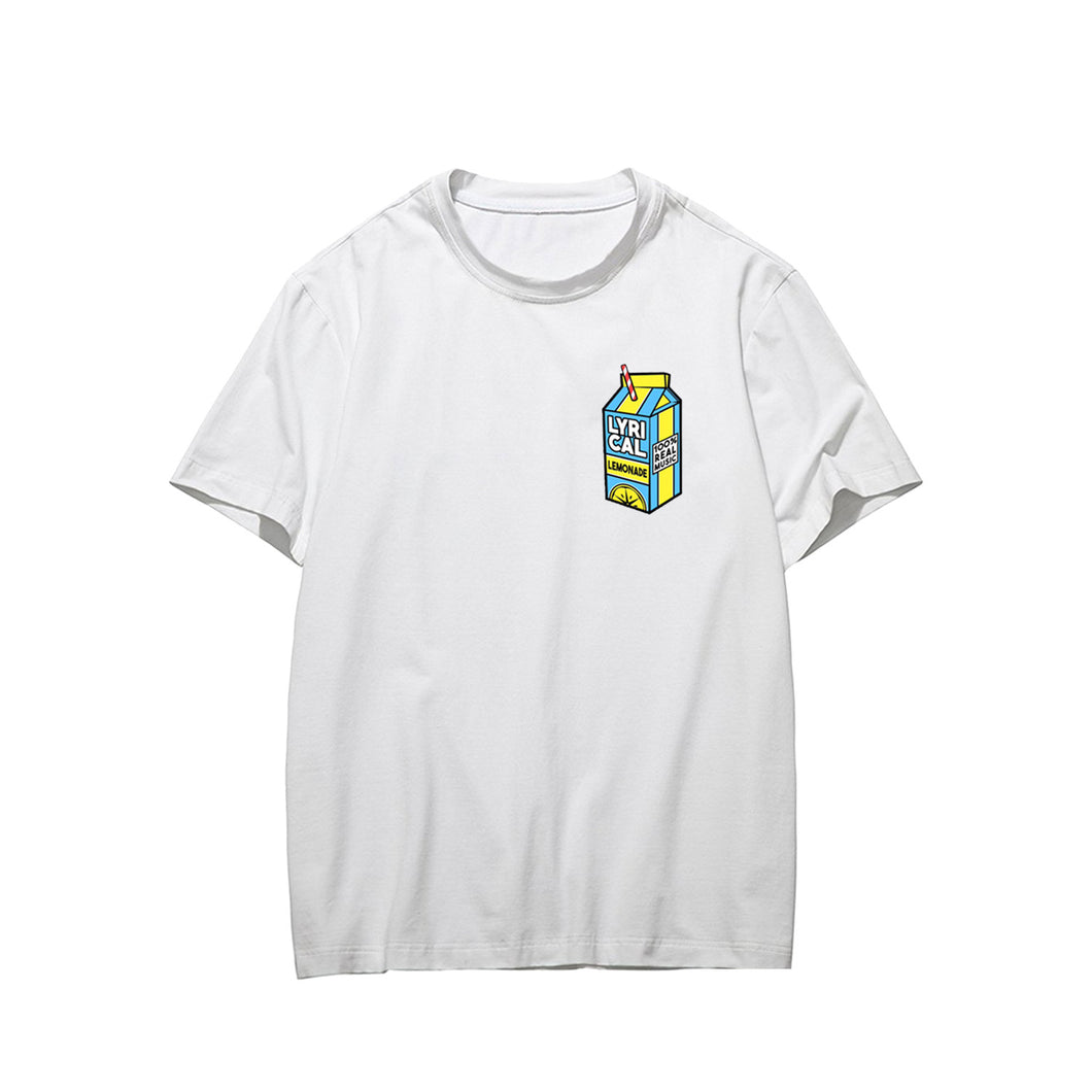 Lyrical Lemonade #4 Short Sleeve T-Shirt Loose Fashion Tee Shirt Tops