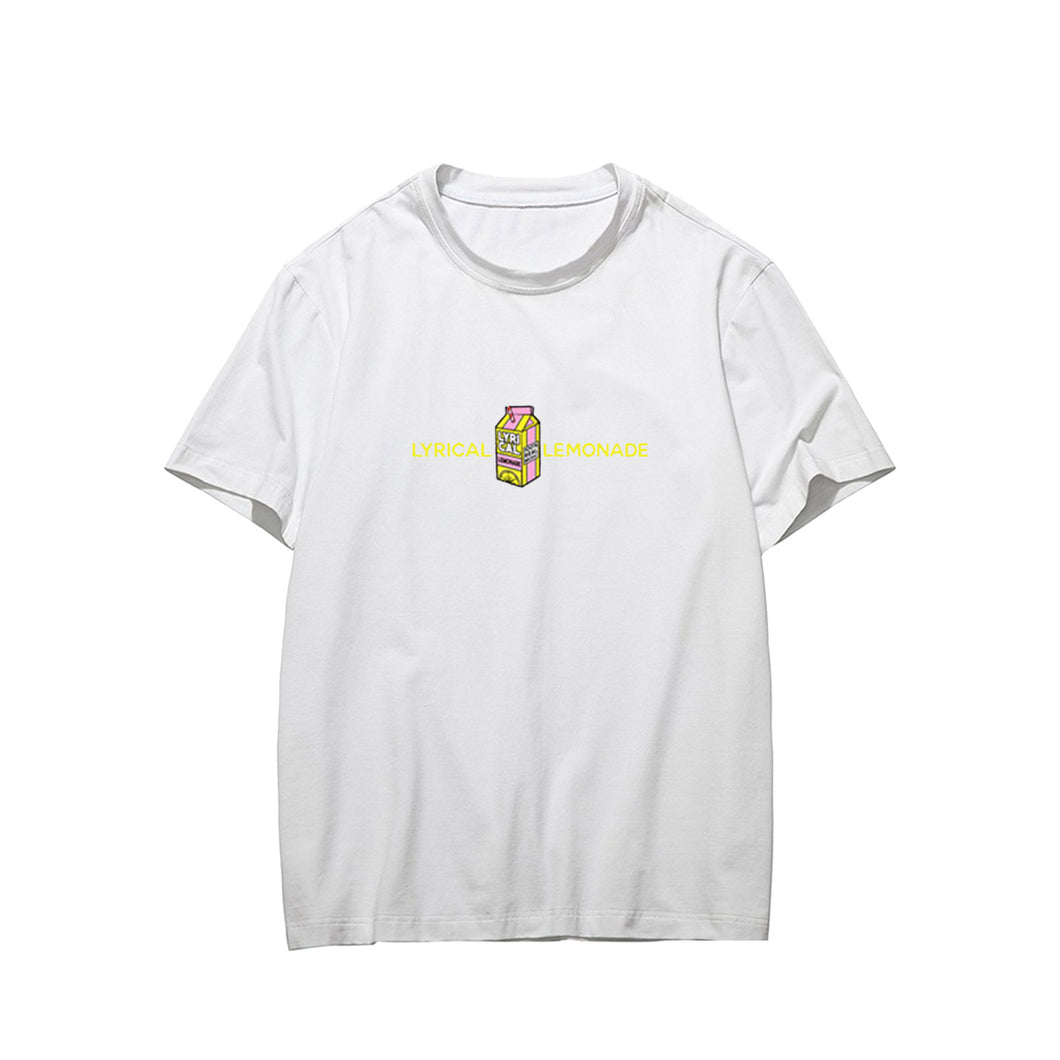 Lyrical Lemonade #5 Short Sleeve T-Shirt Loose Fashion Tee Shirt Tops