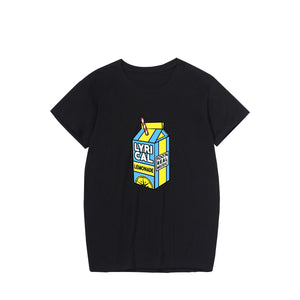Lyrical Lemonade #2 Short Sleeve T-Shirt Loose Fashion Tee Shirt Tops