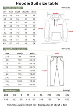 Load image into Gallery viewer, LGBT #4 Loose Hooded trouser Suits Sports Casual Fleece Pants Sets