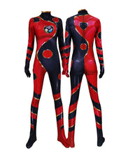 Load image into Gallery viewer, Miraculous Jumpsuit Lady bug Marinette Dupain-Cheng Cosplay Costume Amazing Ladybug Bodysuit