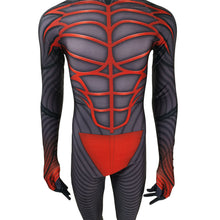 Load image into Gallery viewer, Kingdom Hearts Halloween Cosplay Costume Zentai Bodysuit