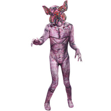 Load image into Gallery viewer, Stranger Things Demogorgon #2 Jumpsuit CannibalPlant Face Halloween Cosplay Costume For Adults