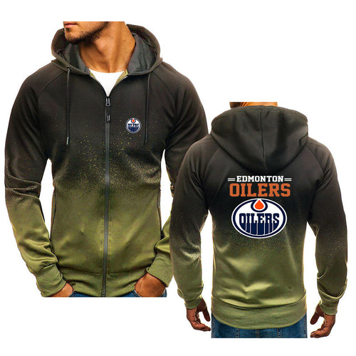 NHL Hockey #1 Pull over Hoodie Sweatshirt Rugby Spring Autumn Unisex Sweater Zipper Jacket Coat