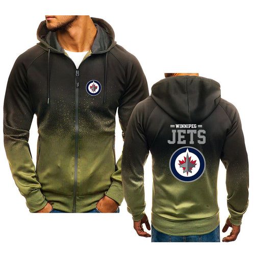NHL Hockey #2 Pull over Hoodie Sweatshirt Rugby Spring Autumn Unisex Sweater Zipper Jacket Coat