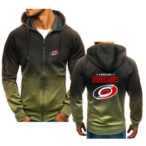 NHL Hockey #3 Pull over Hoodie Sweatshirt Rugby Spring Autumn Unisex Sweater Zipper Jacket Coat