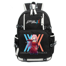 Load image into Gallery viewer, DARLING in the FRANXX Haruka Tomatsu 002 Backpack School Bags