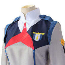 Load image into Gallery viewer, DARLING in the FRANXX Hiro 016 School Uniform Cosplay Costume