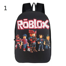 Load image into Gallery viewer, Game Roblox Backpack School Bag for Kids