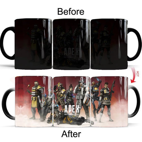 Apex Legend #2 Coffee Tea Cup Changing Color Mug Christmas Gift
