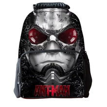 Load image into Gallery viewer, Ant Man Backpack Bag School Sport