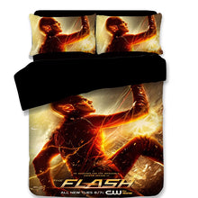 Load image into Gallery viewer, The Flash Bedding Set Duvet Cover Set Bedroom Set Bedlinen 3D Bag