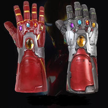 Load image into Gallery viewer, Avengers 4 Endgame Iron Man Infinity Gauntlet Hulk Cosplay Arm Party Props