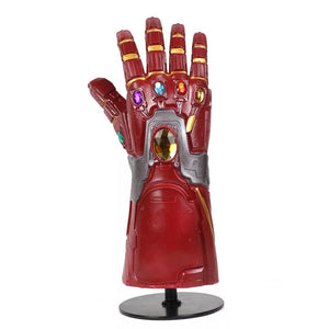Avengers 4 Endgame Iron Man Infinity Gauntlet Hulk Cosplay Arm Party Props