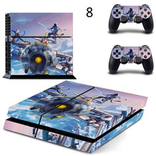 Load image into Gallery viewer, Fortnite Season 7 Thanos Infinity Gauntlet Skin For PS4 Playstation4 Console +2Pcs Controller Protective