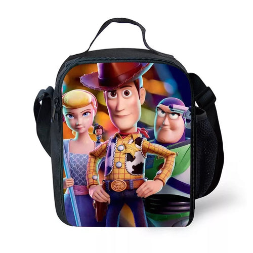 Toy Story  Buzz Lightyear Woody #9 Lunch Box Bag Lunch Tote For Kids