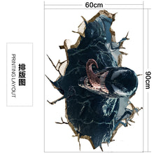 Load image into Gallery viewer, Venom Wall Decor Peel & Bedroom Stick Poster Decals