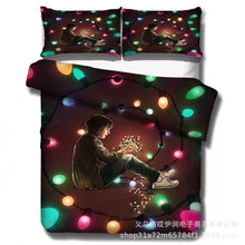 Load image into Gallery viewer, Stranger Things #30 Duvet Cover Quilt Cover Pillowcase Bedding Set Bed Linen Home Decor