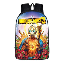 Load image into Gallery viewer, Game Borderlands 3 Backpack School Sports Bag 13
