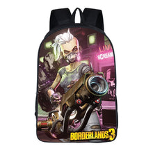 Load image into Gallery viewer, Game Borderlands 3 Backpack School Sports Bag 21