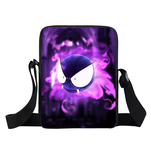 Pokemon GO Gastly Lunch Box Bag Lunch Tote