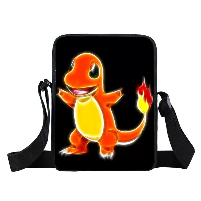 Pokemon GO Charmander Lunch Box Bag Lunch Tote