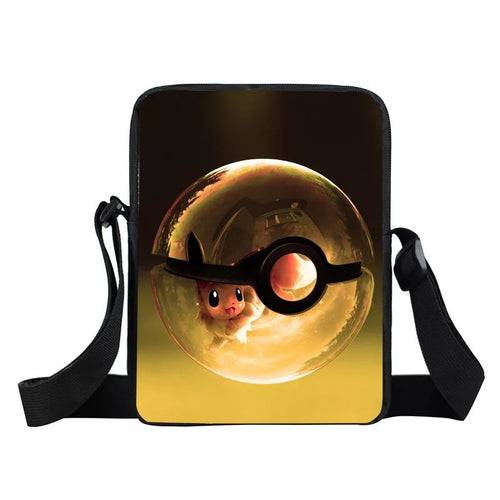 Pokemon GO Pikachu Lunch Box Bag Lunch Tote