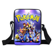Load image into Gallery viewer, Pokemon GO Pikachu Lunch Box Bag Lunch Tote