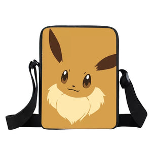 Pokemon GO Eevee Lunch Box Bag Lunch Tote
