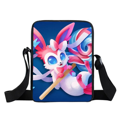 Pokemon GO Fennekin Lunch Box Bag Lunch Tote
