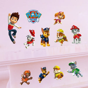 PAW Patrol Ryder #1 Wall Decor Peel & Bedroom Stick Poster Decals