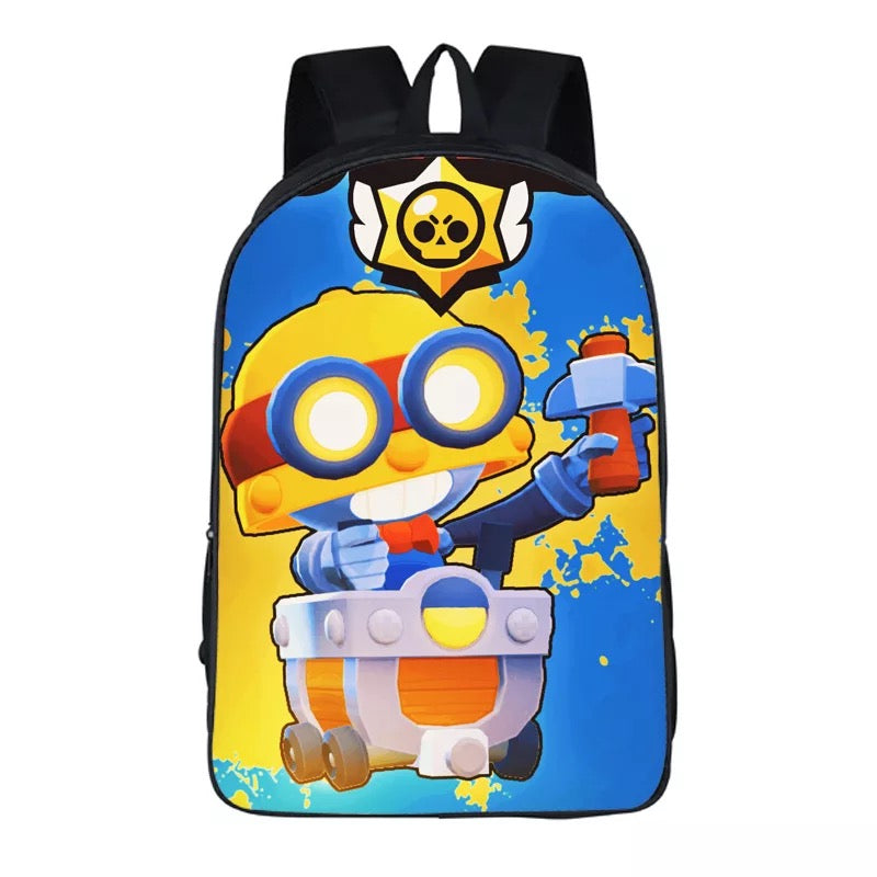 Game Brawl Stars Backpack 16