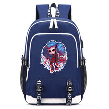 Load image into Gallery viewer, Game Sally Face Backpacks Kids School Bags Teenagers Backpack 16 Inch Mochila Can Customized