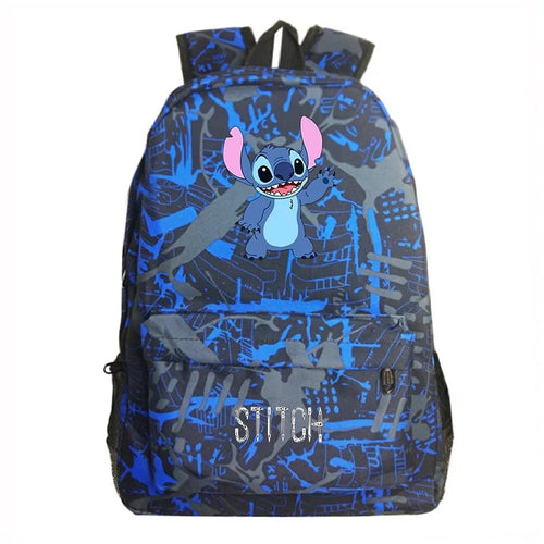 Lilo & Stitch #3 Cosplay Backpack School Bag Water Proof