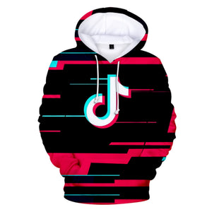 Tik Tok #2 Cosplay Sweater Hoodie For Kids Adults