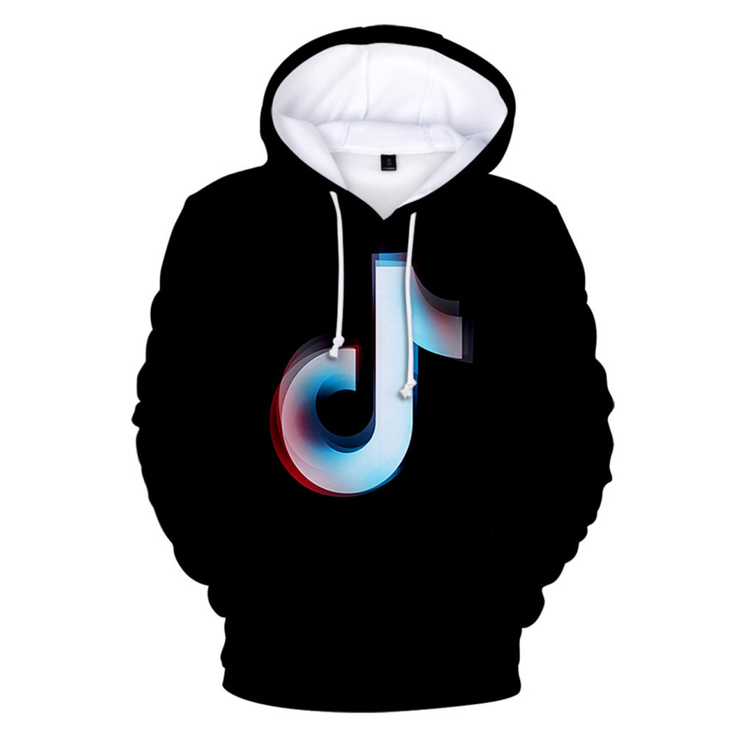 Tik Tok #3 Cosplay Sweater Hoodie For Kids Adults