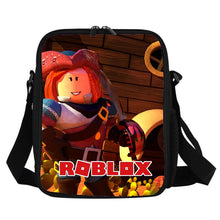 Load image into Gallery viewer, Game Roblox Insulated Lunch Bag for Boy Kids Lunch Box Tote