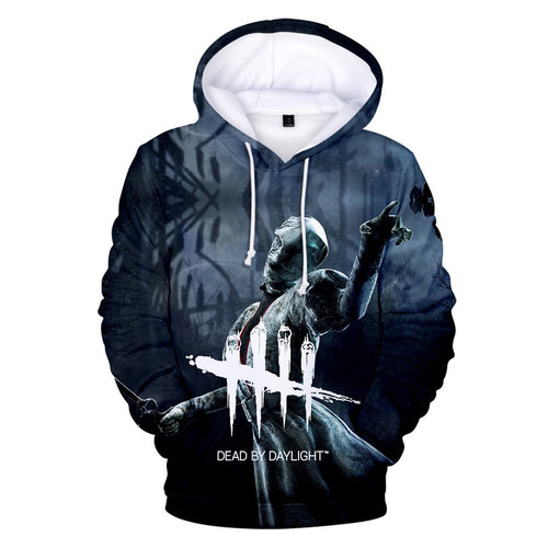 Game Dead By Daylight Trapper #2 Cosplay Sweater Hoodie For Kids Adults