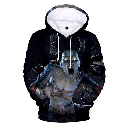 Game Dead By Daylight Trapper #5 Cosplay Sweater Hoodie For Kids Adults