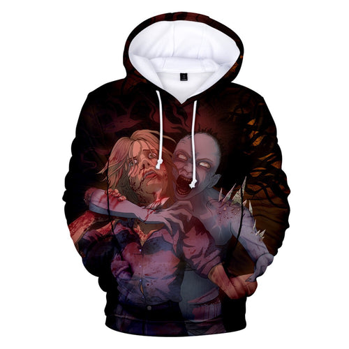 Game Dead By Daylight Trapper #7 Cosplay Sweater Hoodie For Kids Adults
