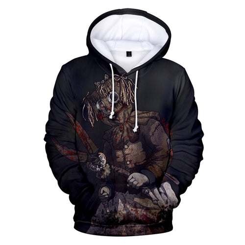 Game Dead By Daylight Trapper #3 Cosplay Sweater Hoodie For Kids Adults