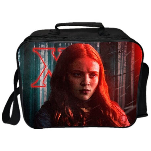 Stranger Things Max Lunch Box Bag Lunch Tote For Kids